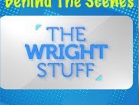 Behind The Scenes of The Wright Stuff - Video Is Now Available!