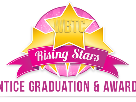 Max to Present Award at WBTC!
