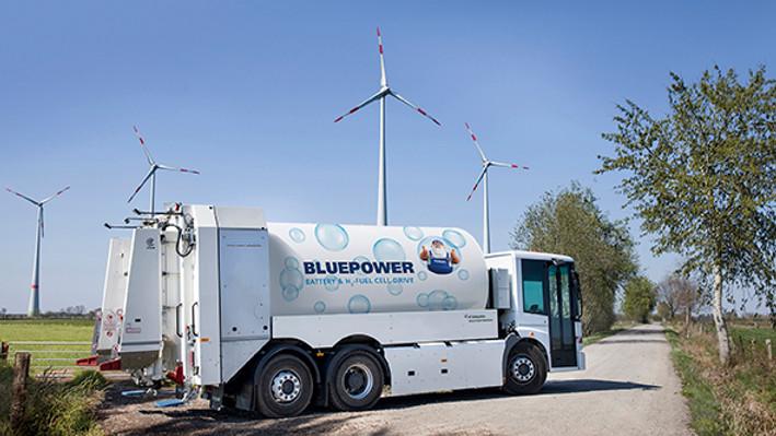H2 MOBILITY | Wasserstoff mobil – Pressefahrt von Hamburg nach Osterholz-Scharmbeck