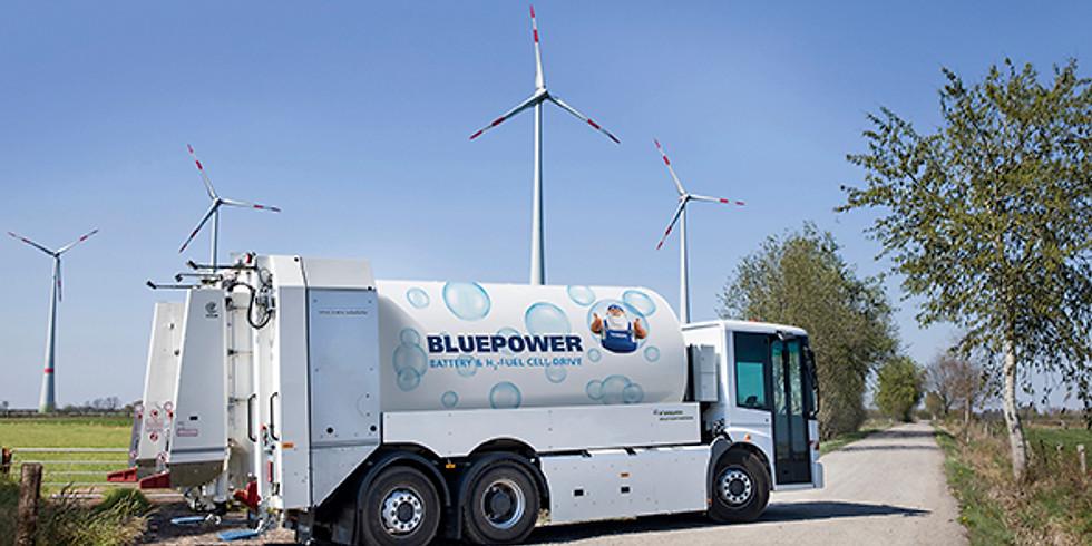 H2 MOBILITY | Wasserstoff mobil – Pressefahrt in Osterholz-Scharmbeck
