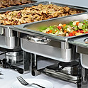 Chafing Dishes with Sternos