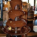 Chocolate Fountain - with choice of dippers
