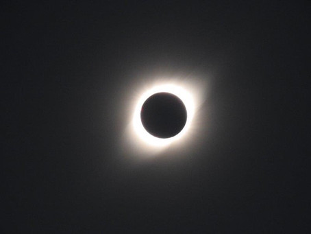 The South American Chilean Eclipse