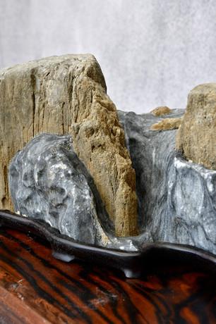 Mountain Stone Detail