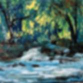 Murmures d'une rêverie- Acrylique- 12 x