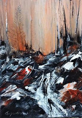 Nature sauvage - Acrylique- 16 x 20.jpg