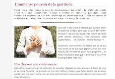 2017-11-22 - Carnet de gratitude - Bienc