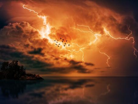 Être serein quand on vit une tempête émotionnelle
