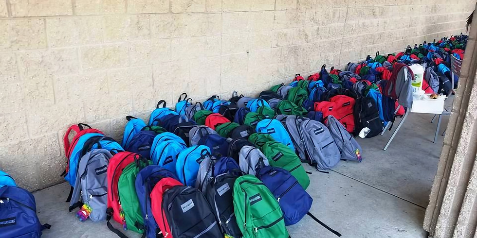 Back-to-School Backpack & Supplies Giveaway