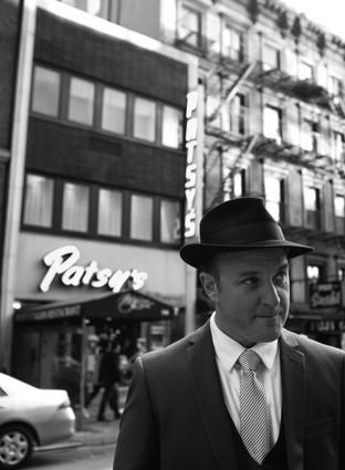 Douglas at Patsys Manhattan
