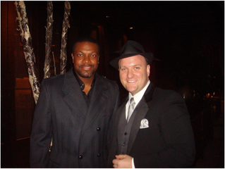 Douglas Roegiers Chris Tucker