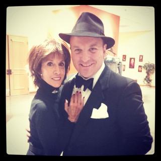 Douglas & Deana Martin!