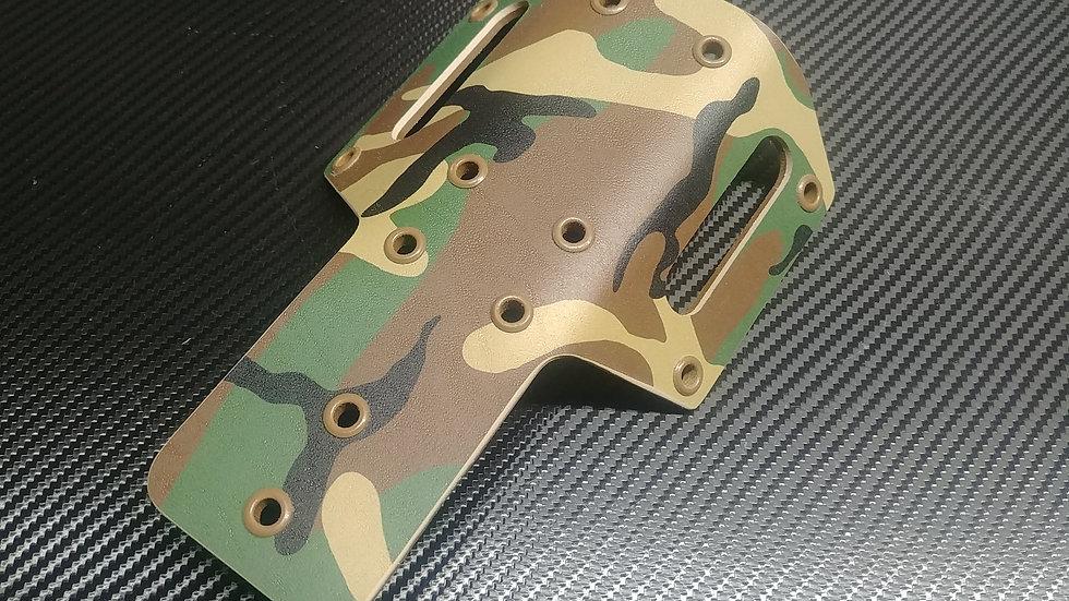 Safariland QLS Adjustable Height Belt Slider