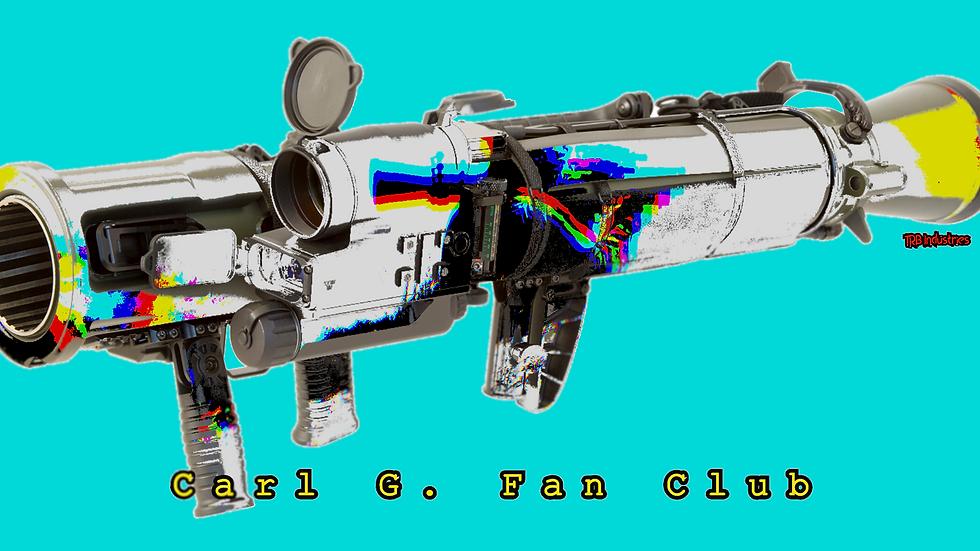 Carl G. Fan Club Tee's