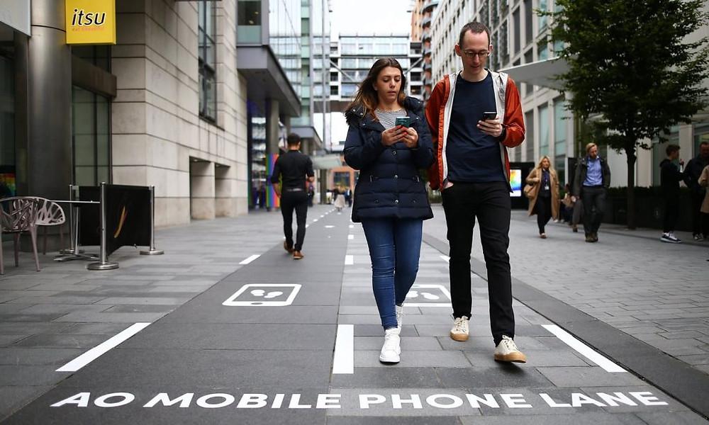 Smart Lane for citizens