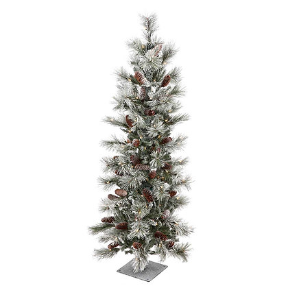 Frost Garden Alpine 5' Permanent Christmas Tree (105 CL)
