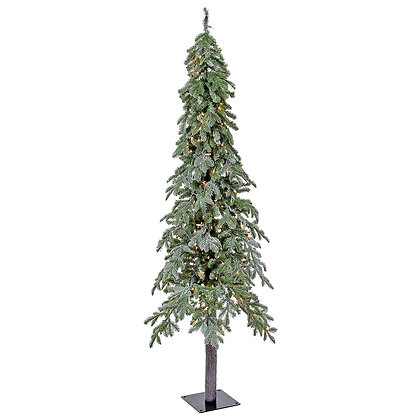 Alpine Frost 6' Permanent Christmas Tree (200 CL)
