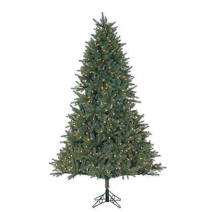 Ashford Spruce 6.5' Permanent Christmas Tree (400 Staylit MULTI)