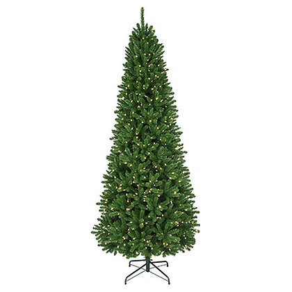 Green Bay Slim 7.5' Permanent Christmas Tree ( W/700 CL)