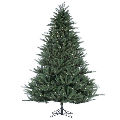 Pinnacle Fraser Fir 7.5' Permanent Christmas Tree (850 Staylit CL)