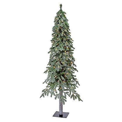 Alpine Frost 5' Permanent Christmas Tree (150 CL)
