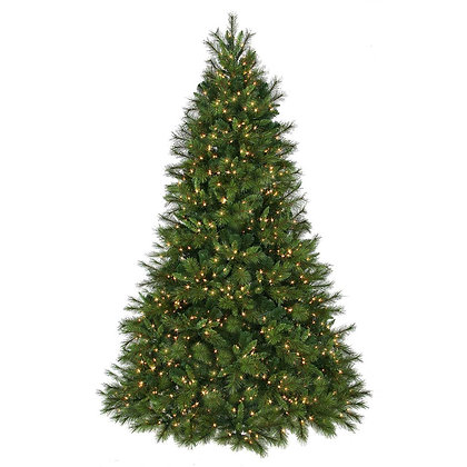 Brussels 7.5' Permanent Christmas Tree (950 CL)