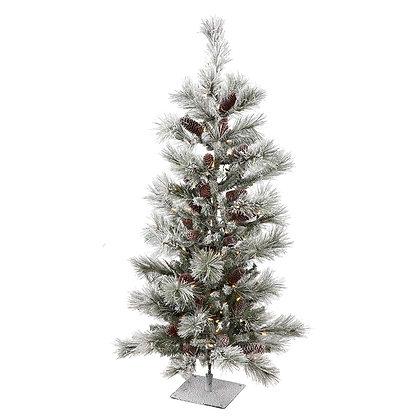 Frost Garden Alpine 4' Permanent Christmas Tree (105 CL)