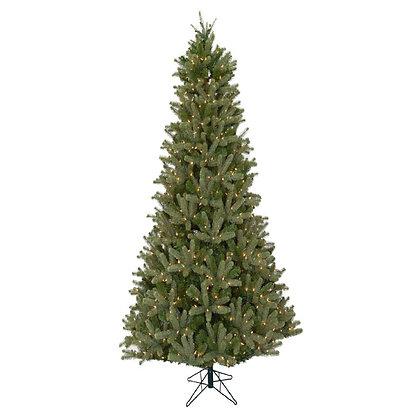 Douglas Fir Slim 4.5' Permanent Christmas Tree (200 Staylit CL)