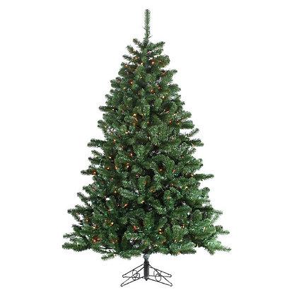 Georgia Fir 7.5' Permanent Christmas Tree (700 CL)