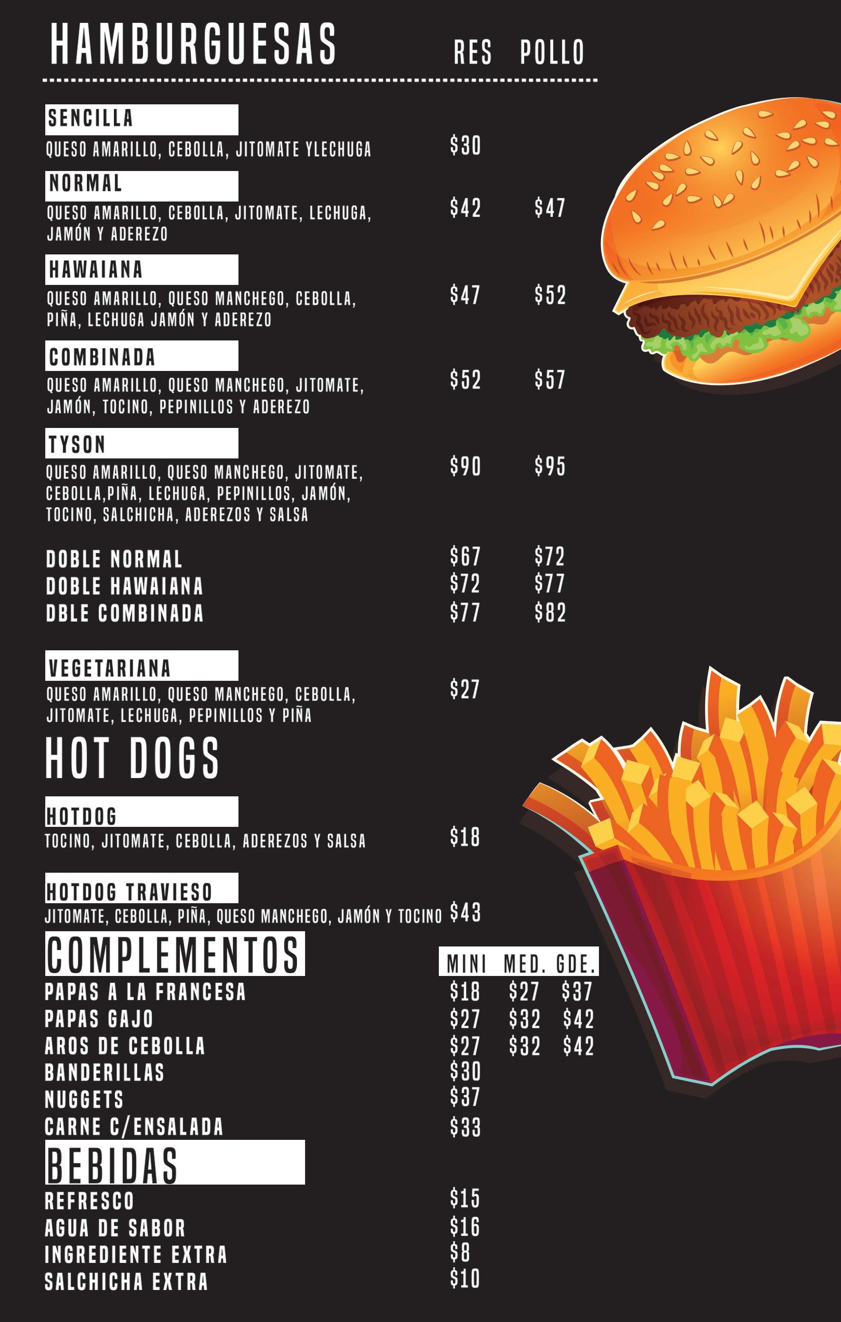 menu atras