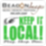 Beacon Images - keep it local - play shop dine