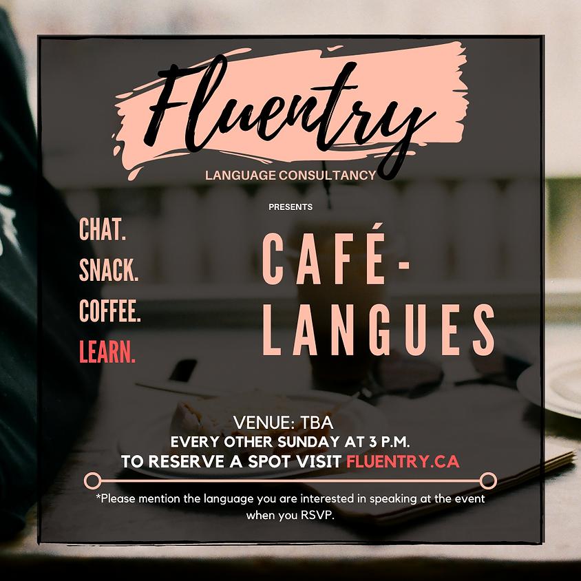 Café-Langues   Language Exchange