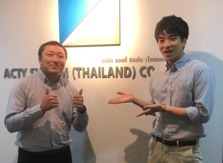 【でいぜろバンコク】タイで人気のユーチューバー よしさんが遊びに来てくれました
