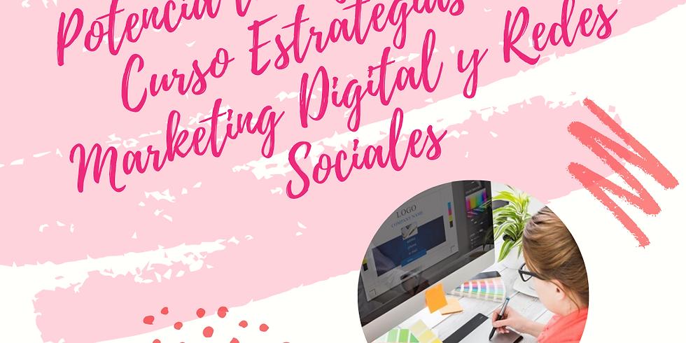 Curso Marketing y Redes Sociales