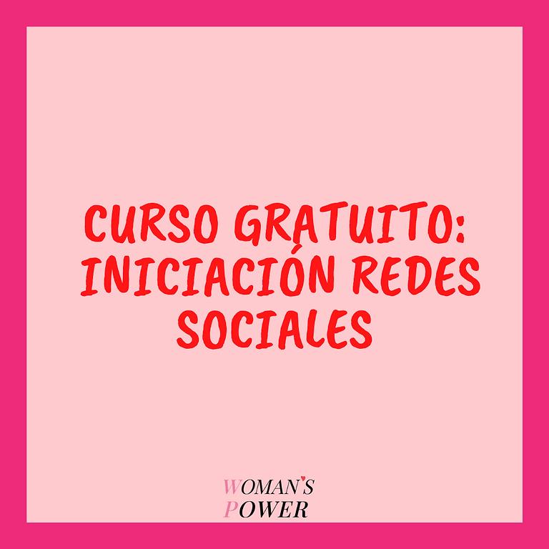 Iniciación en las redes sociales