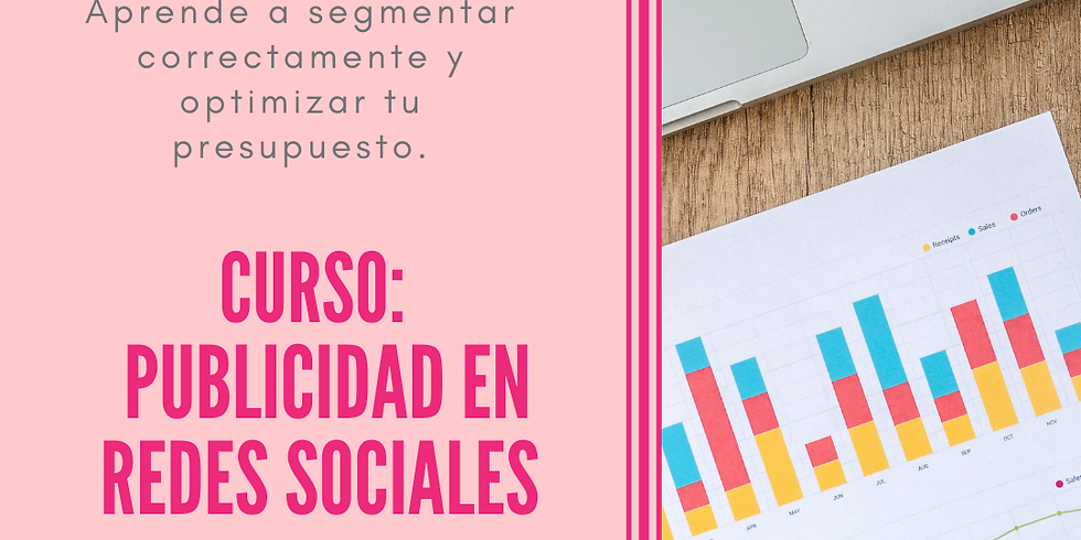 CURSO PUBLICIDAD EN REDES SOCIALES