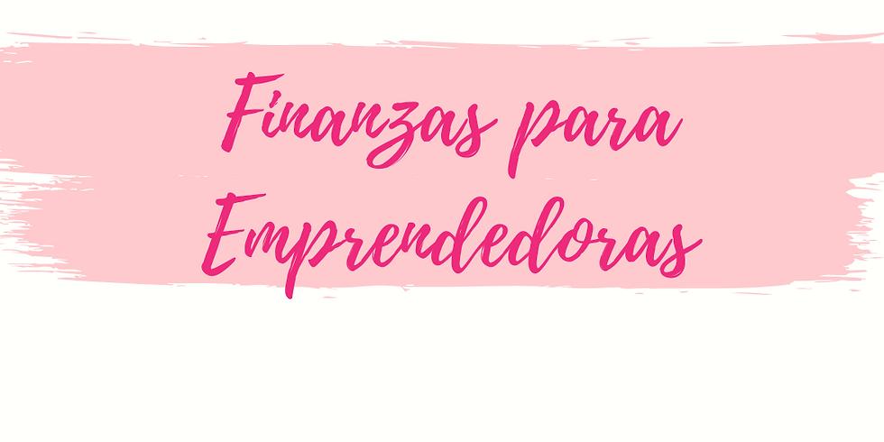 CURSO FINANZAS PARA EMPRENDEDORAS