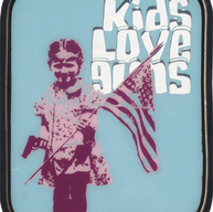 Kids love guns.    2011.