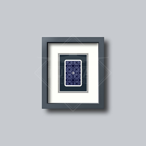 China Eastern Airlines - Single Framed Playing Card
