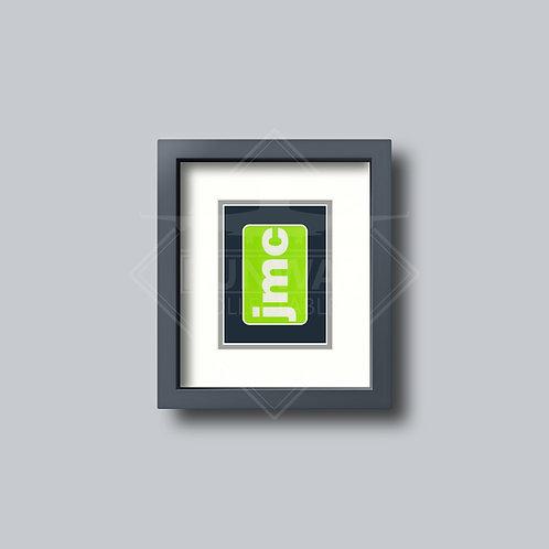 JMC Air - Single Framed Playing Card