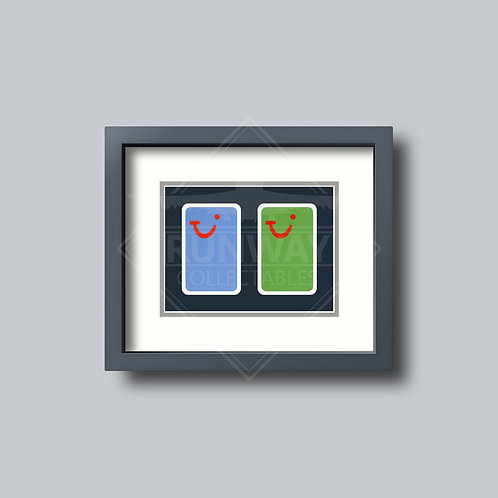 Thomson Airways - Double Framed Playing Cards