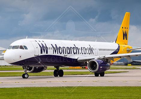 Monarch - Airbus A321 - Print