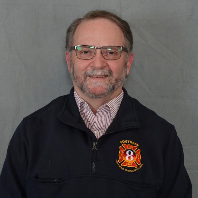 Daniel Bivens, Volunteer Receptionist
