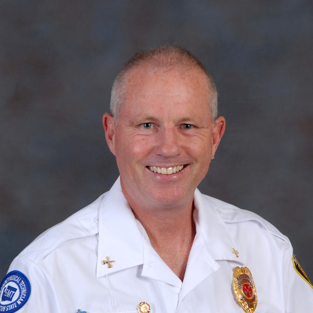 Walker Armstrong, Volunteer Responder