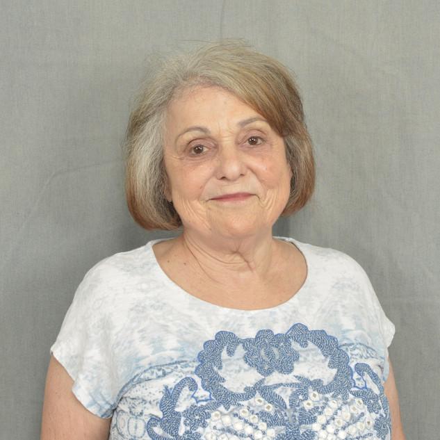 Bonnie Fass, Volunteer Receptionist