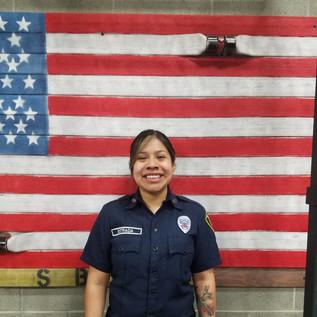 Diana Estrada, Volunteer Responder
