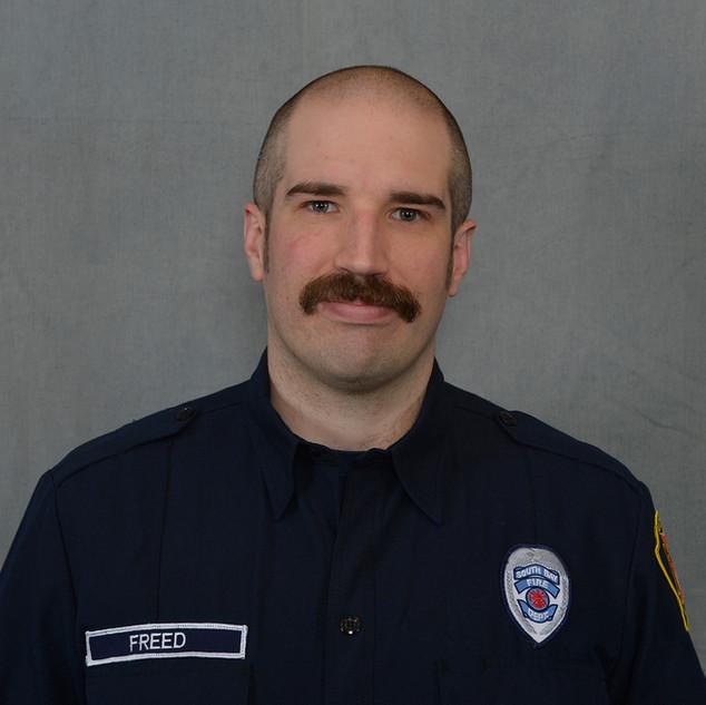 Richard Freed, Volunteer Responder