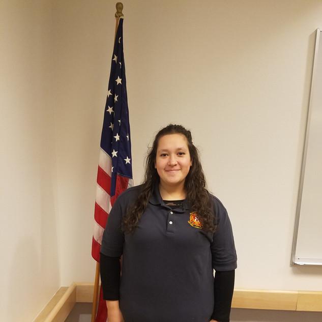 Desiree Lindwall-Endofhorn, Volunteer Responder
