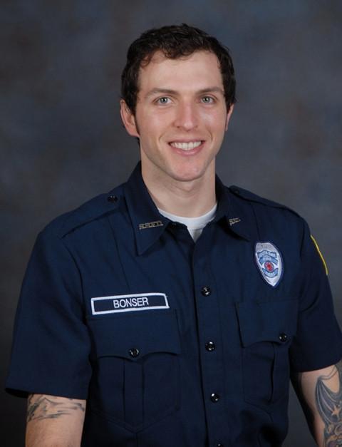Drew Bonser, Volunteer Responder