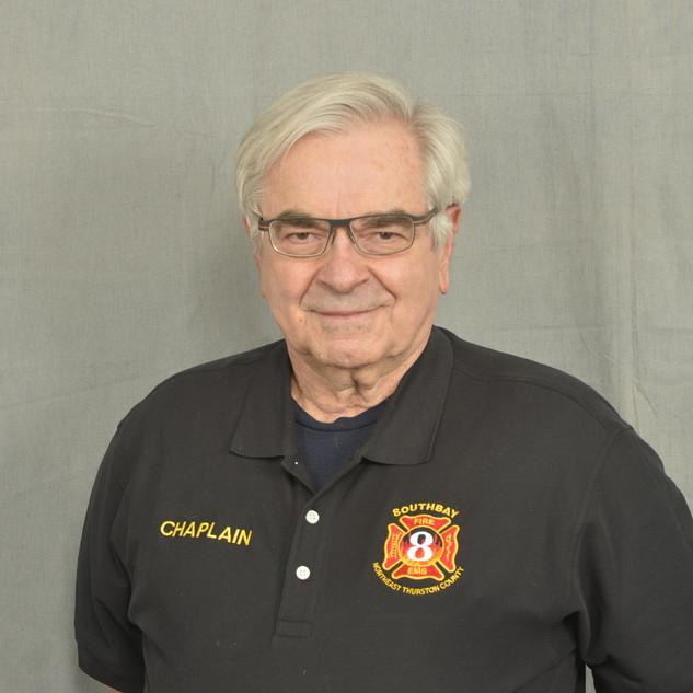 Art Mize, Chaplain